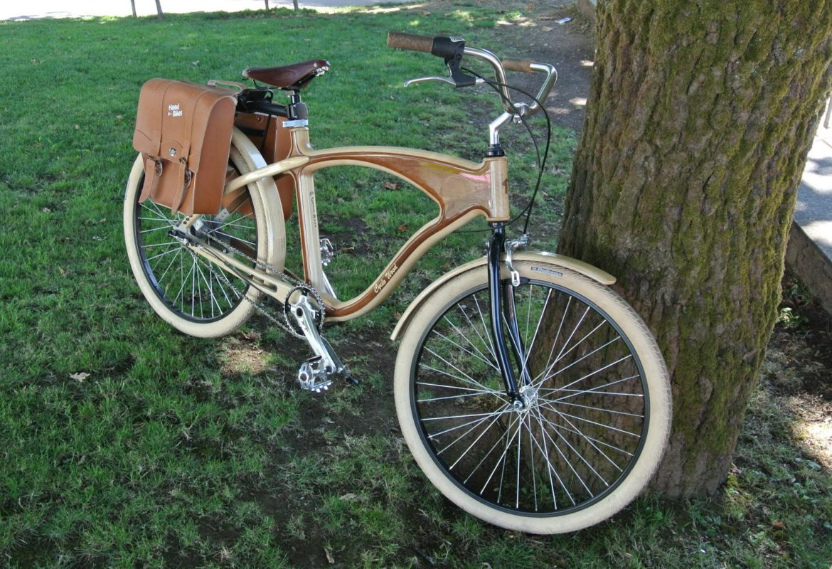 Bicicletas ecológicas biodegradables